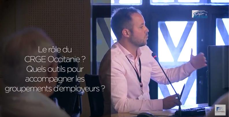 Le CRGE Occitanie auditionné par le CESE