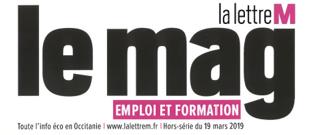 Le CRGE Occitanie interviewé pour La Lettre M !