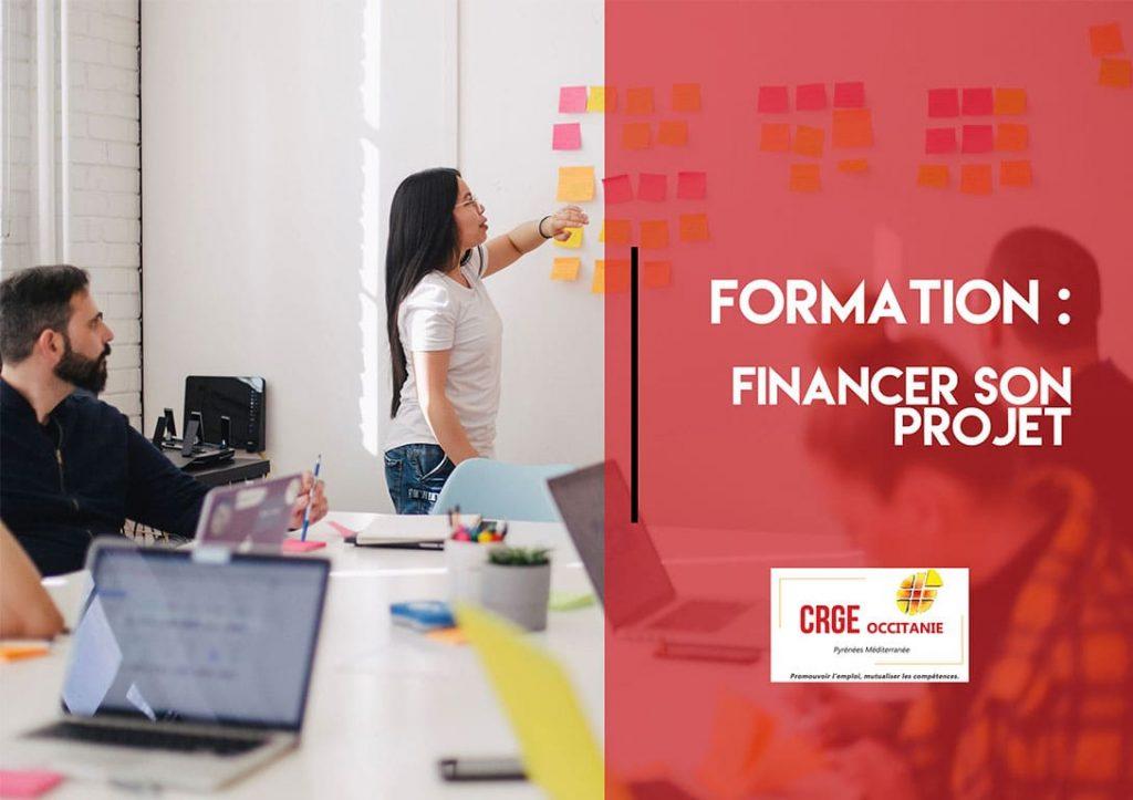 Formation : Financer son projet – 13 Janvier 2020