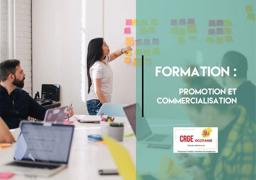 Formation : Promotion et Commercialisation