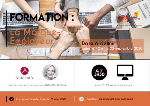 Formation CRGE Occitanie Marque Employeur