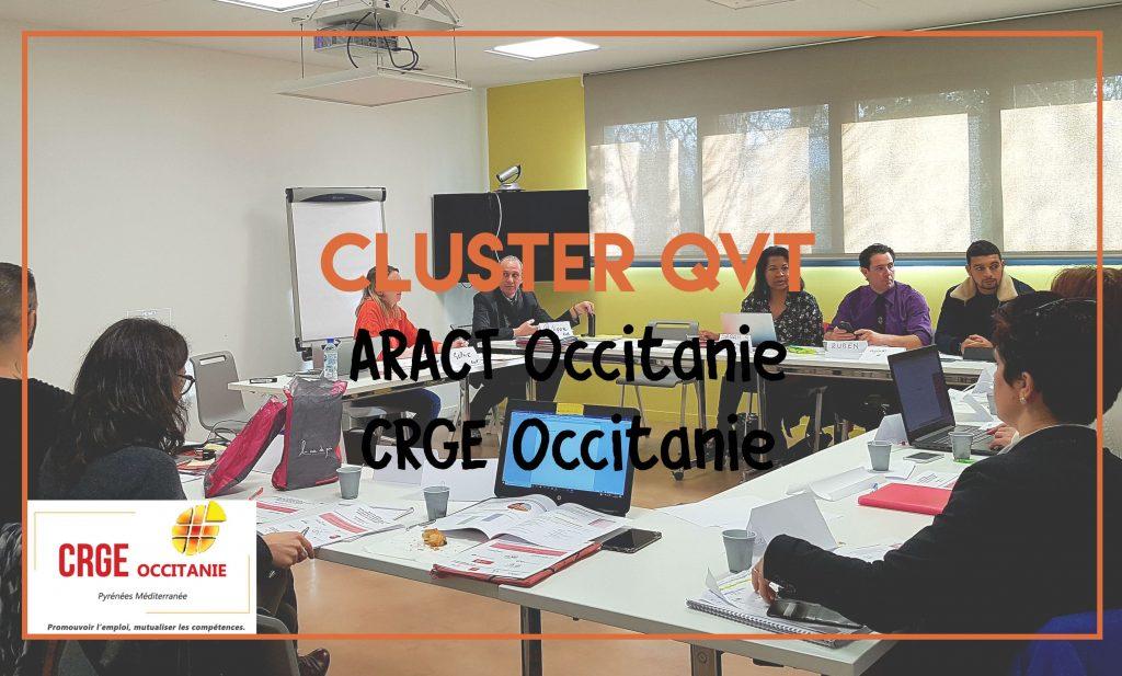 Cluster ARACT Occitanie et CRGE Occitanie – Les travaux continuent !