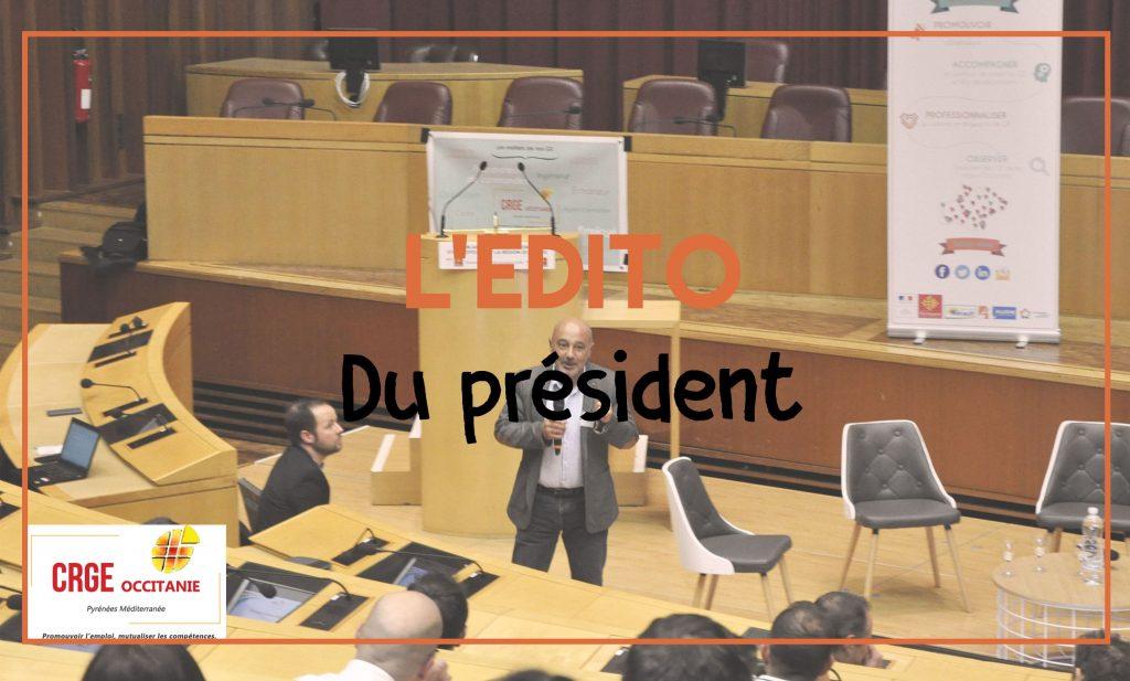 L'Edito du Président – Point déconfinement