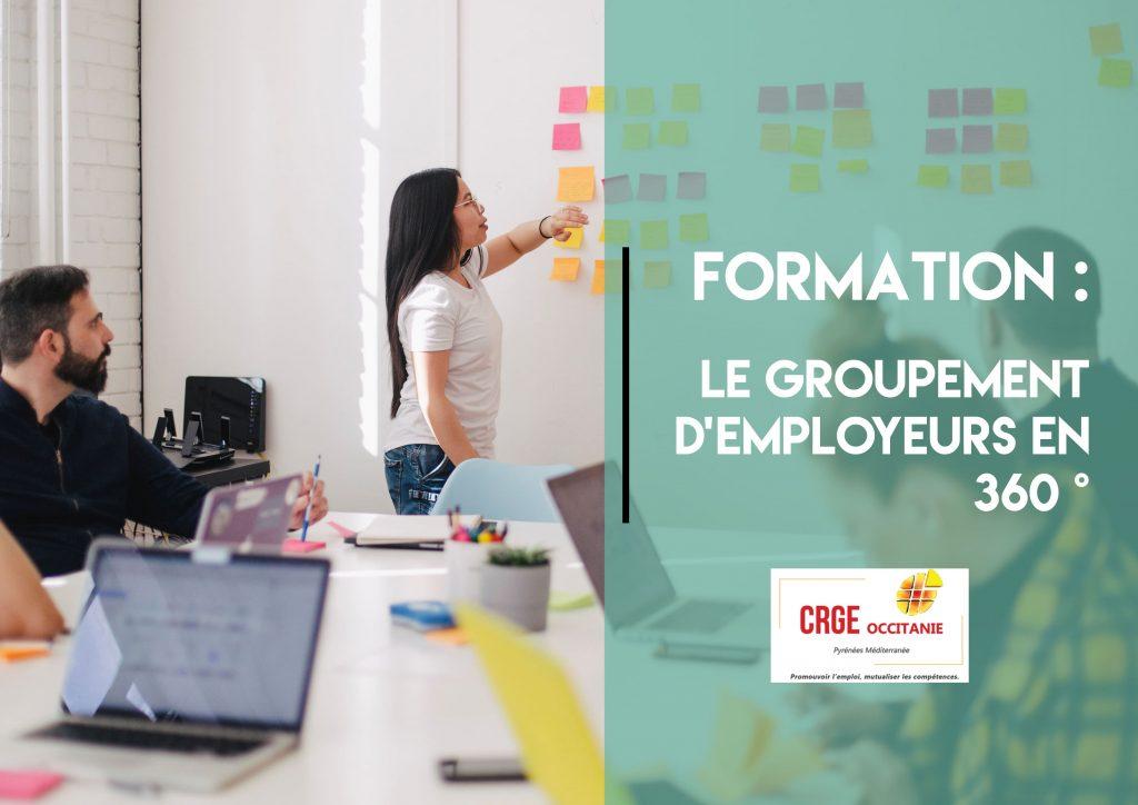 Nouvelles formations CRGE Occitanie