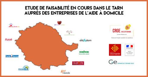 CRGE Occitanie - Etude De Faisabilité dans le Tarn