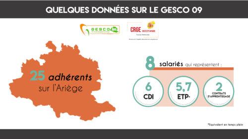 Zoom sur le GESCO 09 par le CRGE Occitanie