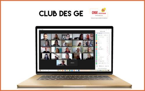 Club des GE du CRGE Occitanie - 5 Novembre 2020