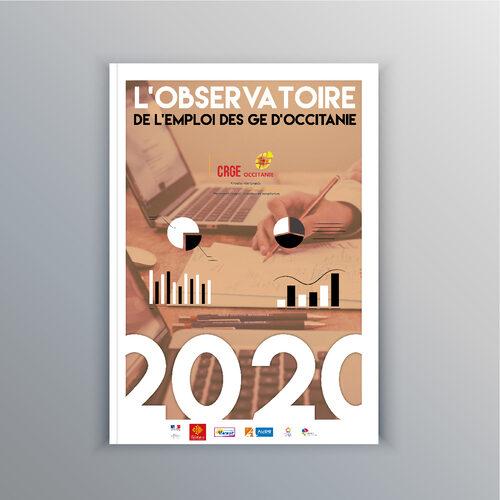 Observatoire du CRGE Occitanie - Rapport Statistique de l'emploi en GE en Occitanie - 2020