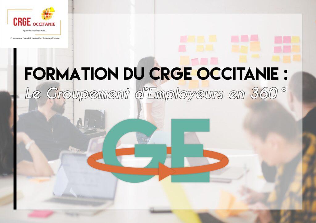 Formation : Le GE en 360 ° – Le 18 et 19 Février 2021