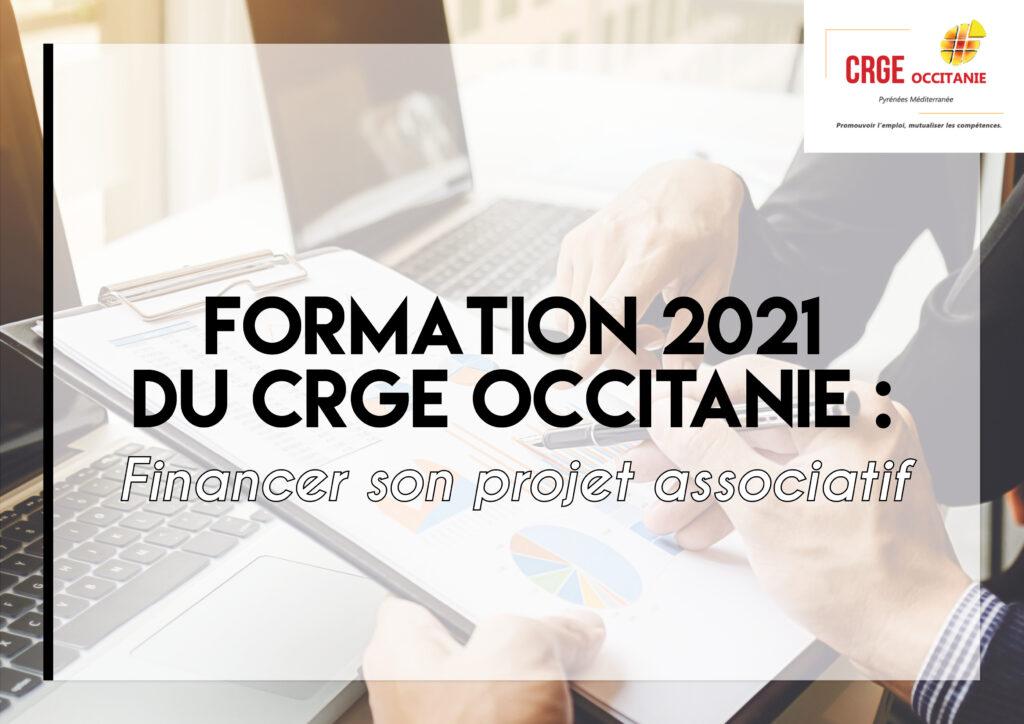 Formation : Financer projet associatif – 14/15 Sept. 2021
