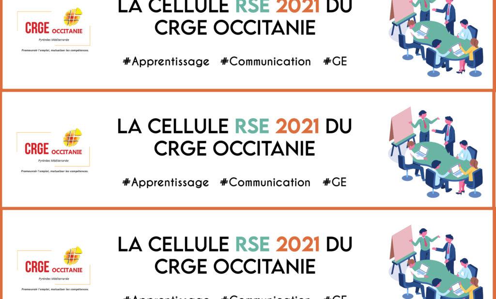 Cellule RSE 2021 du CRGE Occitanie – Jour 3 et 4