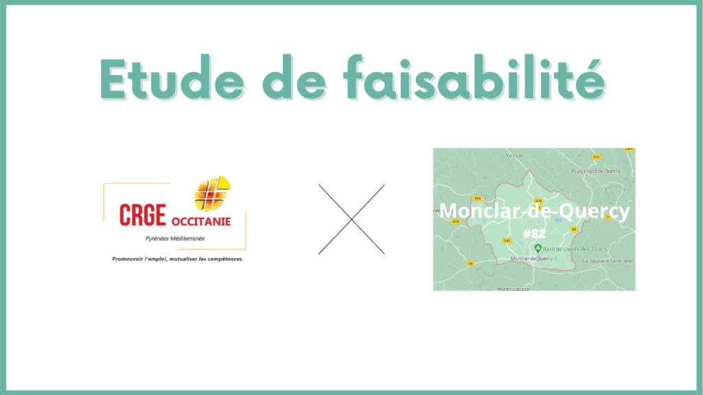 Etude CRGE Occitanie – Monclar de Quercy