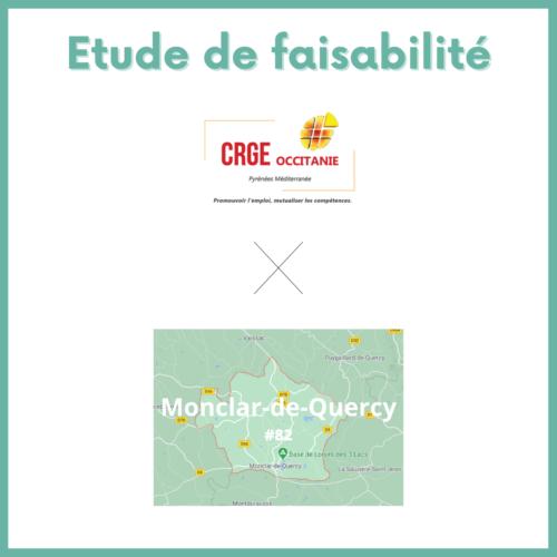 Etude CRGE Occitanie - Monclar de Quercy