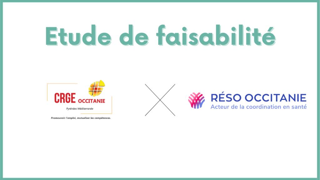 Étude faisabilité CRGE Occitanie – Santé