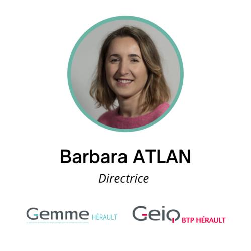 Interview Barbara Atlan - CRGE Occitanie